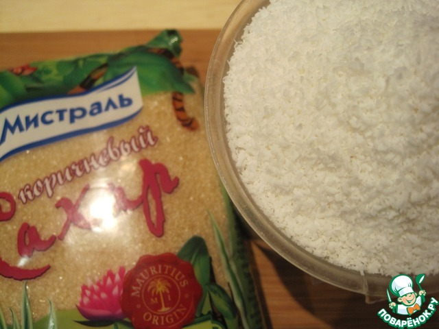 """Готовим Конфеты """"Заморские сладости для Золушки"""" пошаговый рецепт приготовления с фотографиями #2"""