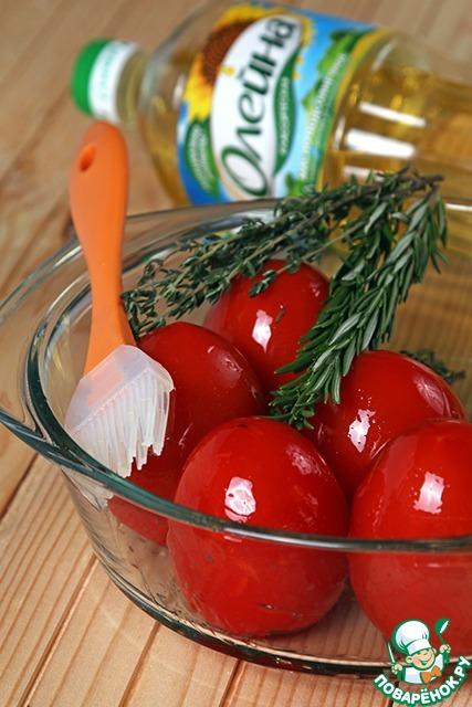 Суп из печеных томатов с песто рецепт с фотографиями пошагово #1