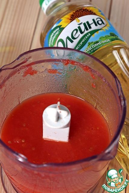 Суп из печеных томатов с песто рецепт с фотографиями пошагово #3