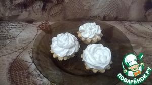 Белковый крем, заваренный сиропом домашний пошаговый рецепт с фотографиями как приготовить
