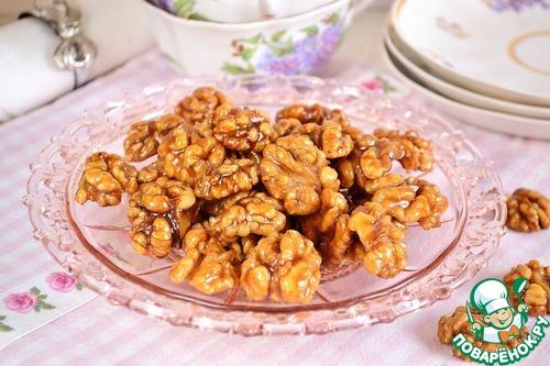 Орехи в пряной глазури простой рецепт приготовления с фотографиями пошагово как приготовить #9
