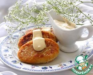 Рецепт Пирожки картофельные с тунцом
