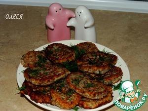 Грибные котлеты вкусный пошаговый рецепт с фото готовим на Новый Год