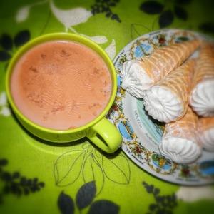 Рецепт Классический рецепт какао