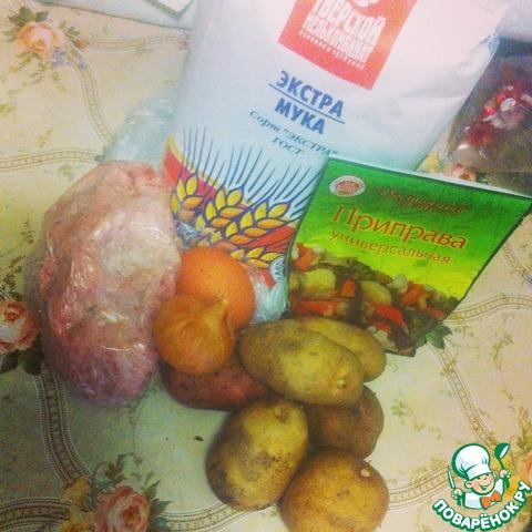 Готовим Кнедлики домашний пошаговый рецепт приготовления с фотографиями #1