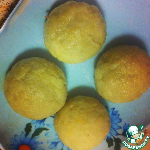 Готовим Кнедлики домашний пошаговый рецепт приготовления с фотографиями #6