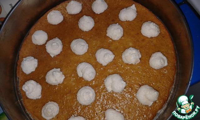 """Как приготовить Торт """"Королевский бал"""" домашний пошаговый рецепт с фото #6"""