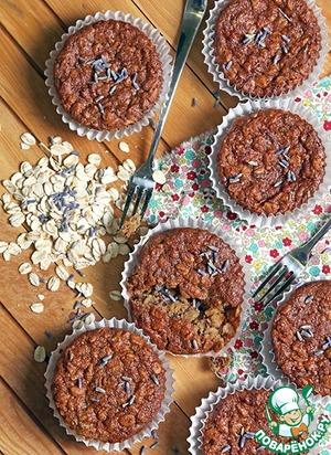 Овсяные кексы с лавандой домашний пошаговый рецепт приготовления с фото как готовить