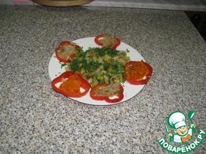 Рецепт Кальмары с жареной картошкой