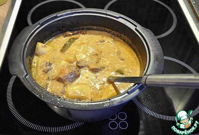 Как приготовить вкусный рецепт приготовления с фото Говядина тушёная в горшке #6