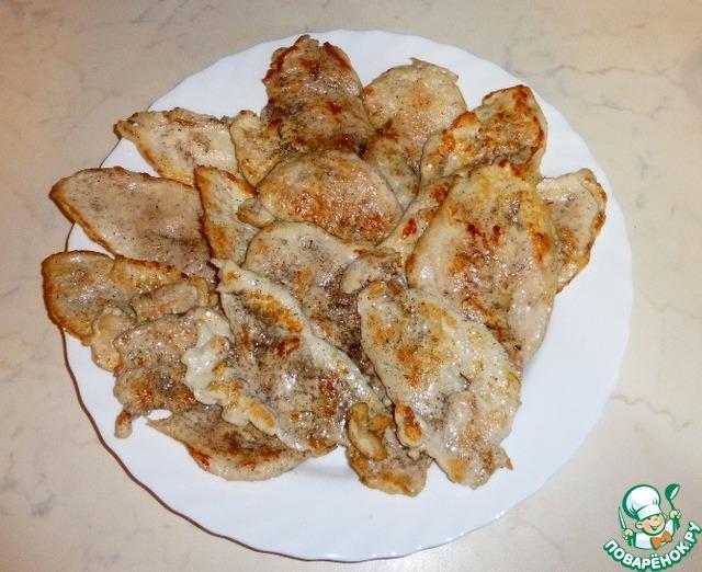 Как готовить Куриные грудки а-ля отбивные из вырезки вкусный рецепт с фотографиями #13