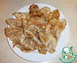 Рецепт Куриные грудки а-ля отбивные из вырезки