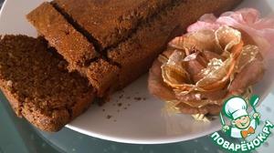 Рецепт Быстрый шоколадный кекс