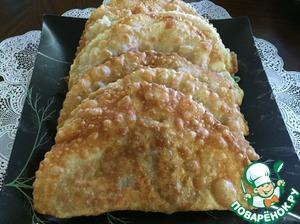 Как готовить Чебуреки рецепт с фото пошагово
