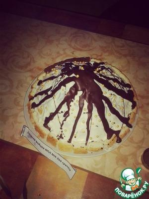 рецепт санчо панчо торт видео