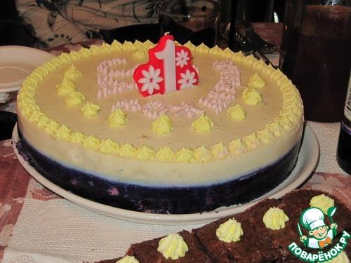 """Как приготовить Торт """"Королевский бал"""" домашний пошаговый рецепт с фото #12"""