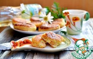 Рецепт Творожники с морковью и яблоком