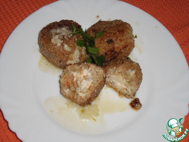 """Котлетки """"Скупой гурман"""" вкусный рецепт с фото как готовить #8"""