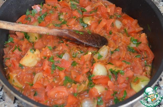 Кролик в горшочке домашний рецепт с фото пошагово #6