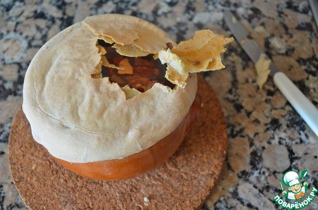Кролик в горшочке домашний рецепт с фото пошагово #10