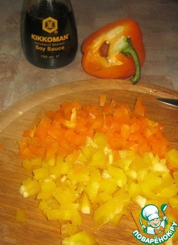 """Закуска """"Коктейль глубин"""" домашний рецепт приготовления с фотографиями пошагово #2"""