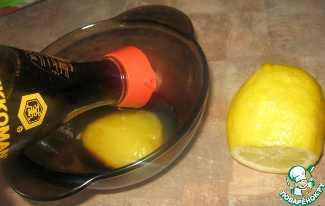 """Закуска """"Коктейль глубин"""" домашний рецепт приготовления с фотографиями пошагово #3"""