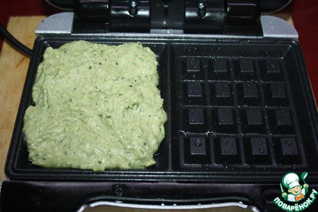 Кабачки-завитушки на шпинатной подушке простой рецепт с фото пошагово #3