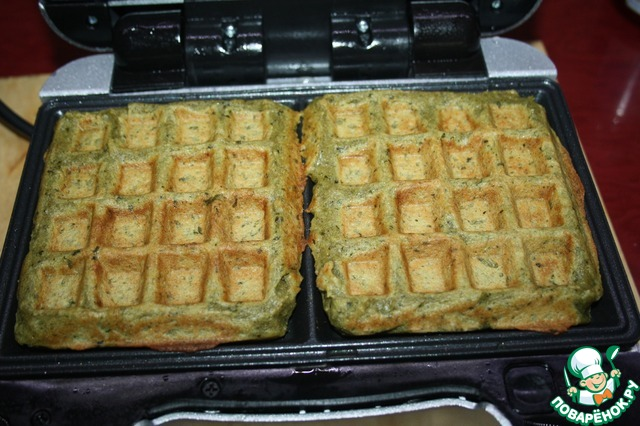 Кабачки-завитушки на шпинатной подушке простой рецепт с фото пошагово #4