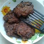 Котлеты из куриной печени