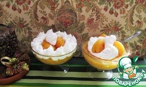 Рецепт Десерт из кураги