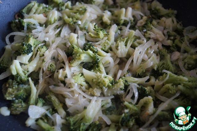 Паста с брокколи и грецким орехом рецепт с фото пошагово как приготовить #7