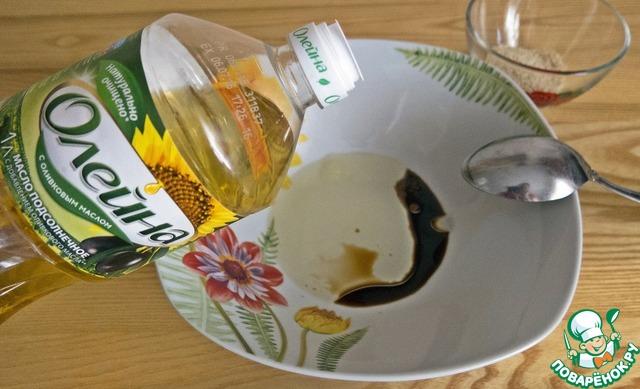 Салат из запеченной свеклы с брынзой простой рецепт с фото пошагово как приготовить #3