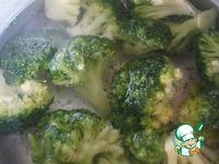 Паста с брокколи и грецким орехом ингредиенты
