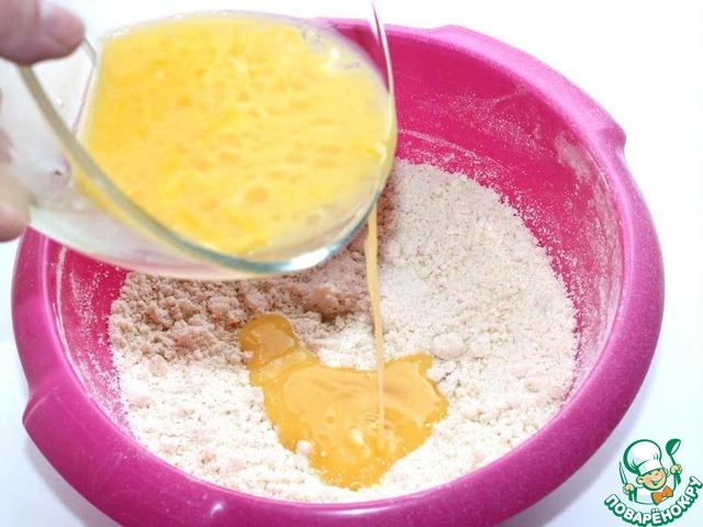 Пирог «Груши в хрустале» рецепт с фотографиями #6
