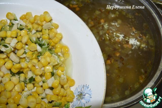 Суп копченый с овощами домашний рецепт с фотографиями как готовить #8