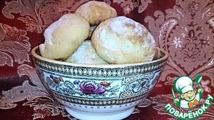 """Рецепт Арабское печенье с финиками """"Маамуль"""""""