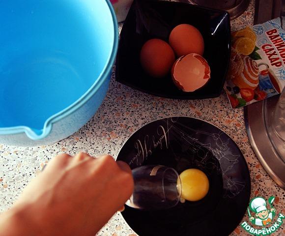 Готовим вкусный рецепт приготовления с фотографиями Сладкие тарталетки с повидлом и меренгой #4
