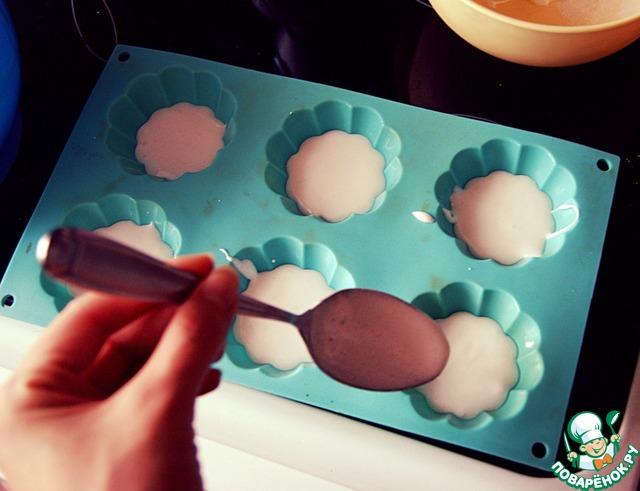 Готовим вкусный рецепт приготовления с фотографиями Сладкие тарталетки с повидлом и меренгой #7