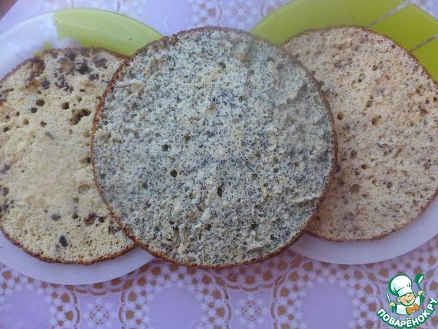 """Торт """"Елена"""" вкусный пошаговый рецепт с фото как готовить #7"""