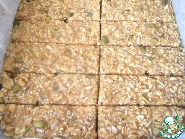 Хлебцы мультизерновые постные простой рецепт приготовления с фотографиями пошагово #3