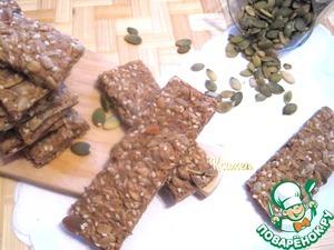 Хлебцы мультизерновые постные простой рецепт приготовления с фотографиями пошагово