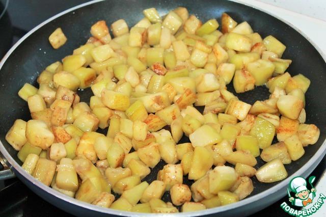 Готовим рецепт приготовления с фотографиями Адобо из баклажанов #7