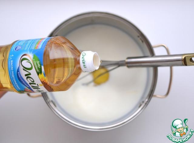 Как приготовить Блинный десерт с кремом из маскарпоне домашний рецепт приготовления с фотографиями #1