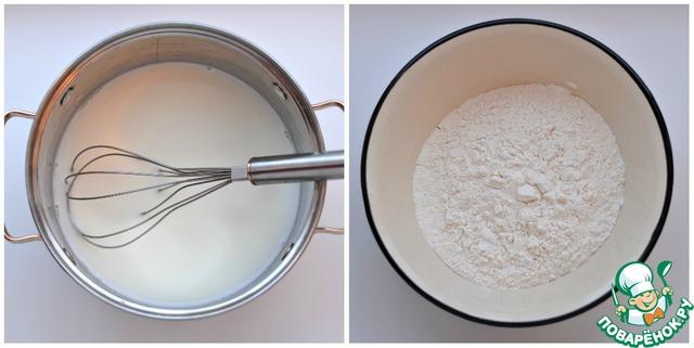 Как приготовить Блинный десерт с кремом из маскарпоне домашний рецепт приготовления с фотографиями #2