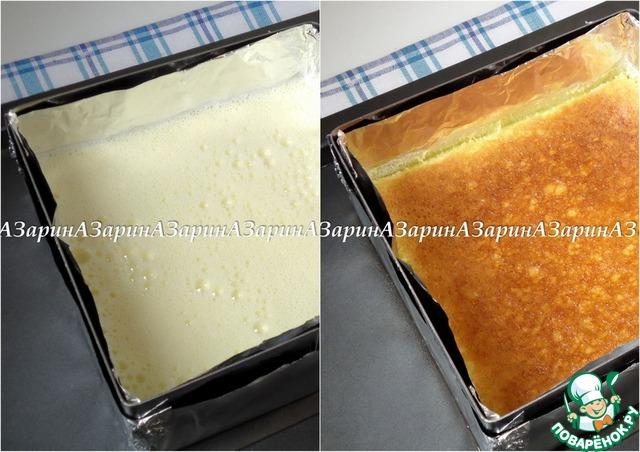"Готовим рецепт с фото Торт ""Дивный сад"" #2"