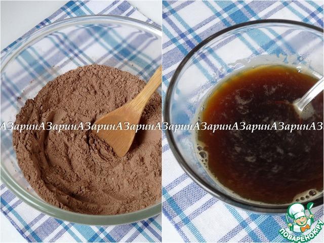 "Готовим рецепт с фото Торт ""Дивный сад"" #3"