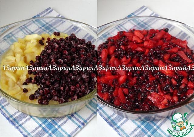 "Готовим рецепт с фото Торт ""Дивный сад"" #11"