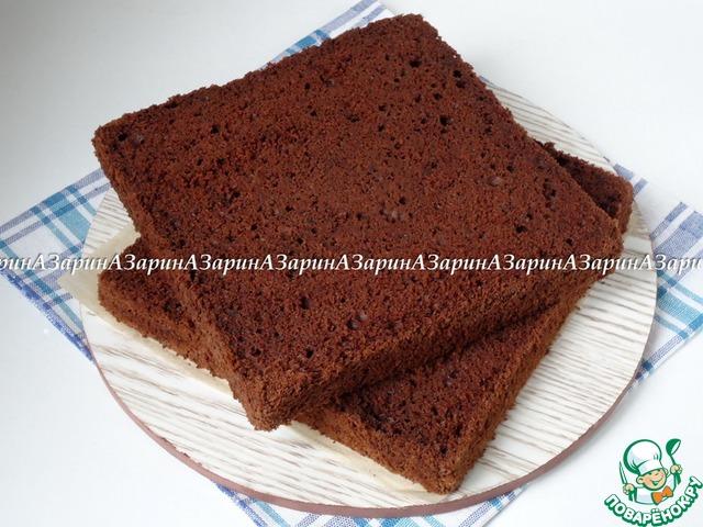 "Готовим рецепт с фото Торт ""Дивный сад"" #14"