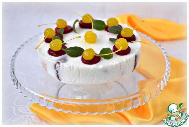Как приготовить Блинный десерт с кремом из маскарпоне домашний рецепт приготовления с фотографиями #11