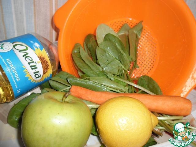 """Салат """"Утешение желудка"""" простой рецепт с фото пошагово как готовить #1"""